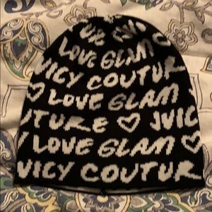 NWT Juicy Couture winter hat